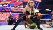 Natalya sharpshooter on Naomi