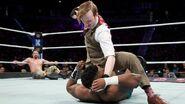 Gallahger beaten down Alexander