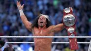 Matt Hardy victory at WrestleMania 33