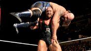 Ryback againtest Big Show