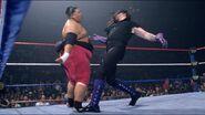 Yokozuna fighting agianst Undertaker 94