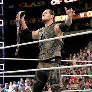Baron Corbin is full of confidence Prior to the opening bell
