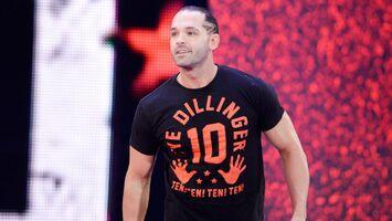 Tye-Dillinger appearing on SmackDown