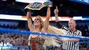 Carmella is the new SmackDown Women's Champion