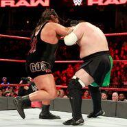 Rhyno hitting back at Joe