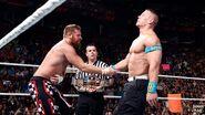 Sami-Zayn lost to Cena