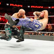 Anderson and Gallows ended Matt-Hardy