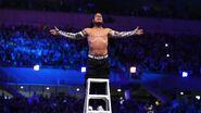 Jeff Hardy at WrestleMania 33