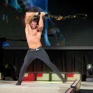 NXT Seth Rollins Entrance