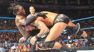 Orton battling Truth