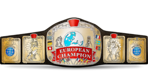WWE European Championship