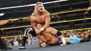Blake grappling Zack Ryder