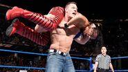 John-Cena putting Nakamura AA