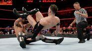 Balor kick Rollins