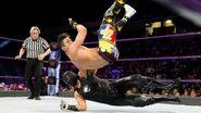 Gran Metalik battles TJP on 205 Live