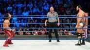 Nakamura taunted Rusev