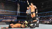 Barrett beaten Baretta