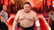 Samoa Joe hurls