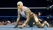 Goldust Crawing