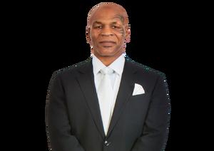 Mike Tyson pro