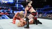 Riott and Morgan hammer away on Charlotte