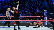 Kevin-Owens mock the viper Randy-Orton