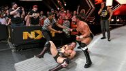 Bobby-Fish and Kyle-O'Reily winning the NXT Tag Team Champion