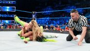 Carmella defeated Naomi