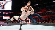 Dean-Ambrose tackle down Sheamus