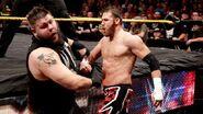 Sami Zayn battles Kevin Owen at NXT TakeOver