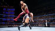 Nakamura leap over Rusev