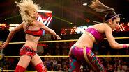 Charlotte slapped Bayley
