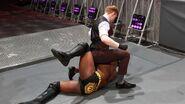 Jack-Gallagher attack Cedric