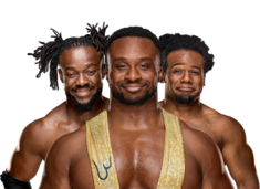 The New Day pro