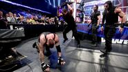 The Shield attack The Undertaker