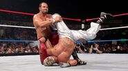 Chavo-Guerrero put Mysterio in submission