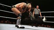 Jeff-Hardy stunned Cesaro