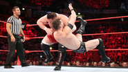 Joe shoulder block Balor