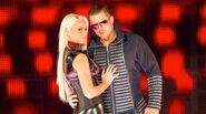 The Miz with Maryse