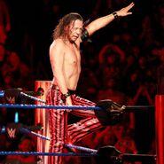Nakamura on The Road to WrestleMania