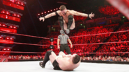 Balor stomps on Joe