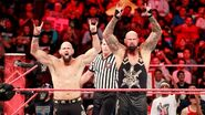 Gallows and Anderson with a victory