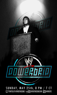 Powertrip poster