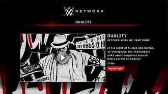 149. WWE Duality Year Ⅲ