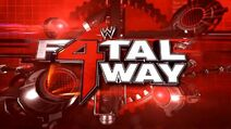 Fatal 4 Way logo