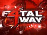 WWE Fatal 4 Way 2011