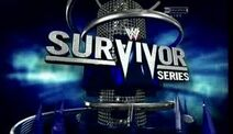 Survivor series 2009 logo