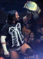 CM Punk Hammond, IN 013109