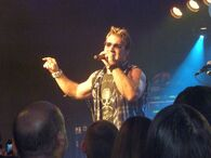 Chris Jericho Fozzy