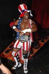 Creed como campeón